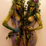 Body Paintings Naturaleza