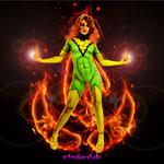 Phoenix Body Art TV Program La 2