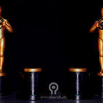 Esculturas para Premios Mini Palacio Azkuna  Zentroa Bilbao 2107