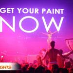 Body Painting NEONSPLASH Ibiza Privilege