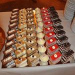 Dessertbuffet von Alice Niederberger