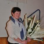 Blumen von Lisbeth Peter Sozialvorsteherin