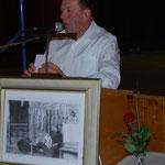 Rene Birrer führte mit viel Humor durch den Abend.. herzlichen Dank
