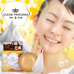 Clear Process Bee Soap
