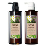 MVNE - Non-Silicon Shampoo / Conditioner 600ml - from Natural Herb Series