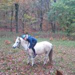 Auf seine Ponyfreundin kann man sich verlassen!
