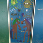 Niemand soll sagen, unsere Ponyhofkinder wären nicht künstlerisch begabt... ;-)!!