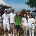 Avec Björn Borg, la légende du tennis !