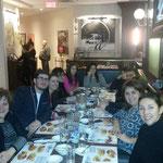 Restaurant Montréal avec Collège LaSalle
