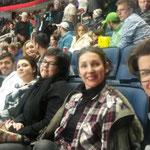 Vidéotron - Québec - match de hockey sur glace