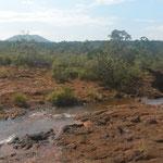 Randonnée à Yaté, le Grand sud