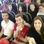 Airbus 777 - destination Montréal - janvier 2016