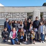 Visite du musée de la préhistoire à Sartène - avril 2019