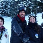 Ski au Valinouet - janvier 2016
