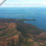 Paysages su Sud Calédonien