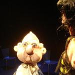 Pimpinone et Vespetta 1er acte