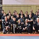 Kung Fu begegnet Kempo, Viersen (D), 2 september 2017.