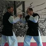 Dennis van der Burch en Patrick Verschoor