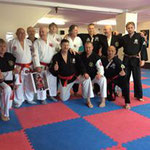 Seminars in Bridlington Martial Arts & Fitness Centre 7 mei 2016