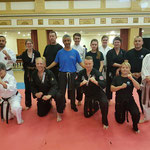 Workshop Gathering of the world masters, Bridlington (UK), 20-21 april 2017.