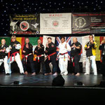 Gathering of the world masters, Bridlington (UK), 20-21 april 2017.