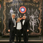 Lodge of honour (WMAA-ROC), Mönchengladbach (D), 30 november 2019. Met Frank Jost en Libertino Parisi.