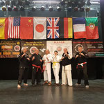 Gathering of the World masters, Bridlington (UK), 19 en 20 mei 2018.