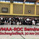 Leergang (WMAA-ROC), Mönchengladbach (D), 30 november 2019.