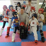Bridlington Martial Arts & Fitness Centre (VK), 6 april 2017.