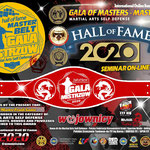 Award Hall of Fame, 25 april 2020.
