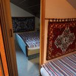Schlafzimmer 2 zu 1