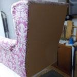 ein soliderer Karton als bei der Lieferung ist nötig!