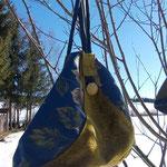 ... auch ein sehr schöner All-In-One-Taschen-Rucksack von vorne