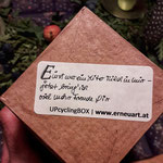 6. Runde BOXenKAMPF: Etikett am Boxenboden