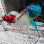 Magnet-Vögel