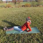Bild3: Zur Entspannung des Rückens