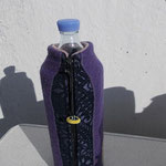 Flasche mit ErneuART-Flaschenhülle