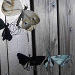 Magnet-Schmetterlinge