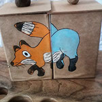 5. Runde BOXenKAMPF: Fuchsboxen in Kombination