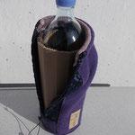 ErneuART-Flaschenhülle zeit ihr Innenleben