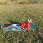 Bild4: Zur Entspannung des Rückens