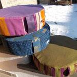 Sitz- und Meditationspolster in gewünschter Sondergröße gefüllt mit Afrik