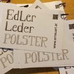 "Labels ""EDLER LEDER-Polster"""