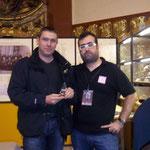 Remise du prix spécial Fernando Ruiz Ceano