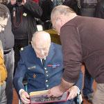 104ème anniversaire Eugène LELIEPVRE - peintre titulaire de l'armée