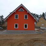 November 2011, hier ist die Aussenanlage fast fertig, auch der Innenausbau ist fast abgeschlossen