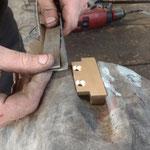 Préparation du sillet