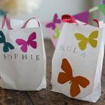 Mitgebsel - Tüten für Kinderparty und Kindergeburtstag