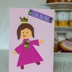 Einladung zur Prinzessinnenparty