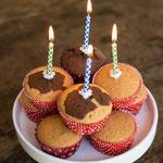 Marmormuffins - Rezepte für Kinderparty und Kindergeburtstag